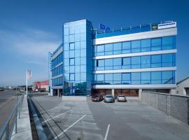 OC Panorama, hotel in Velké Meziříčí