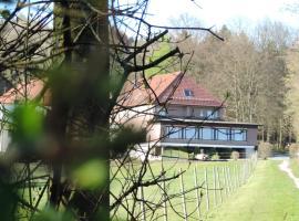 Gasthaus zum Dörenberg, hotel in Bad Iburg