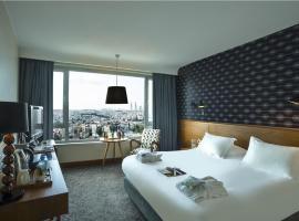 The Marmara Pera, отель в Стамбуле