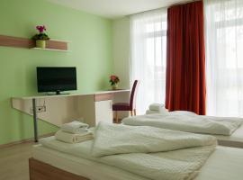 Hotel Pallone, hotel Balatonfüreden