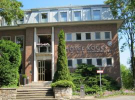 Ringhotel KOCKS am Mühlenberg, hotel near Citibank-Tower, Mülheim an der Ruhr