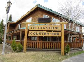 Yellowstone Country Inn, hotel in West Yellowstone