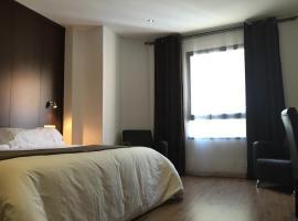 Hotel Castillo, hotel en Villarrobledo