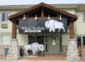 White Buffalo Hotel, hotel in West Yellowstone