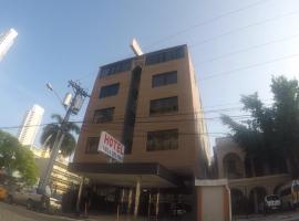 Hotel Villa del Mar, hotel in Panama City