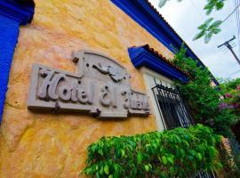 Hotel el Fuerte, hotel en El Fuerte