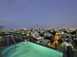 Ciqala Luxury Suites - San Juan, hotel in San Juan