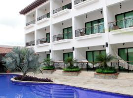 Hotel Gran David, hotel en Santiago de Veraguas