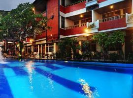 Green Garden Hotel, hotel near Kuta Art Market, Kuta