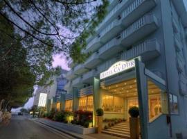 Hotel Ca' D'Oro, hotel v Bibione
