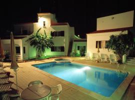 Dona Ana Garden, hotel in Lagos