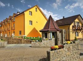 Hotel Konvalia, hotel in Truskavets