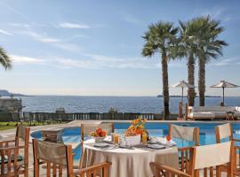 Hotel Villa Capri, hotell i Gardone Riviera