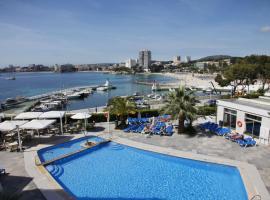 Roc Portonova Apartaments: Palmanova'da bir otel