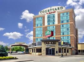 Courtyard by Marriott Niagara Falls, hotel in Niagara Falls