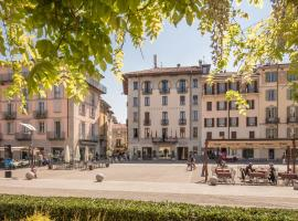 Albergo Firenze, hotel a Como