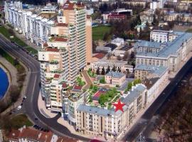 Respect Aparts Hostel, хостел в Минске