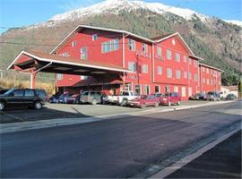 Juneau Hotel, hôtel à Juneau