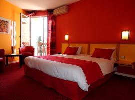 Hotel Tennis International, hotel in Cap d'Agde