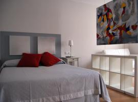Apartamentos Plaza Mayor, boutique hotel in Llanes