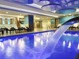 DoubleTree By Hilton Avanos Cappadocia, hotel in Avanos