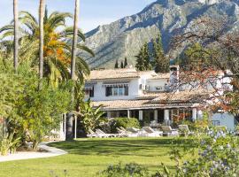 Casa la Concha Boutique Hotel, hotell i Marbella