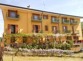 Hotel Montebaldina, hotel in San Zeno di Montagna