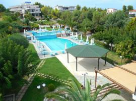 Almira Mare, accessible hotel in Chalkida