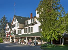 The Wentworth, Hotel in Jackson