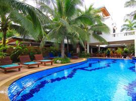 Hua Hin Golf Villa, hotel in Hua Hin