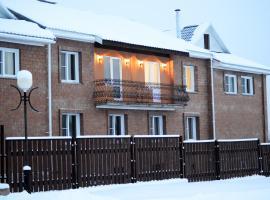 Kupecheskiy Hotel, hotel in Kodinsk