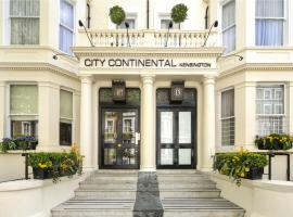 City Continental London Kensington, hotel near Stamford Bridge - Chelsea FC, London