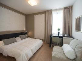 Berghotel – hotel w Bergamo