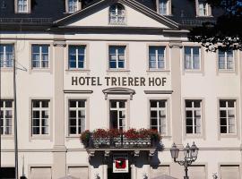 Trierer Hof, hotel near Deutsches Eck, Koblenz