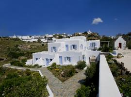 Villa Margarita, pet-friendly hotel in Mýkonos City