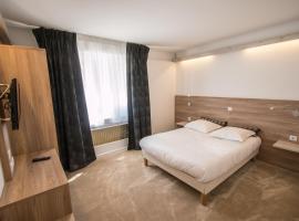 Hotel Les Voyageurs, hôtel à Modane