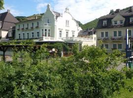 Hotel Schön, hotel in Aßmannshausen
