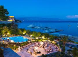 Corfu Palace Hotel, hotel near Corfu International Airport - CFU,