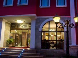 Real Hotel, hotel in Veliko Tŭrnovo