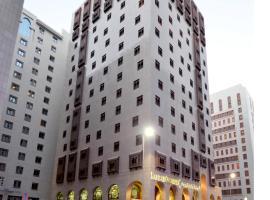 Al Madinah Concorde Hotel, hotel em Medina