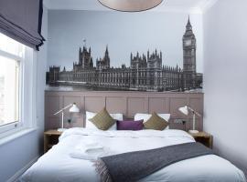 The Station Hotel, hotel near Blackheath Station, London