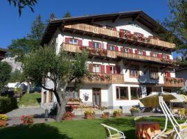 Hotel Bellaria, отель в Кортина-д'Ампеццо