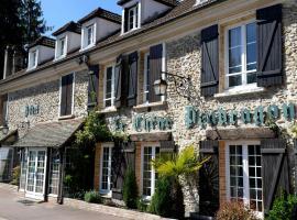 Le Chene Pendragon, hotel in Saint-Léger-en-Yvelines