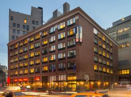 Hilton Garden Inn New York/Tribeca, hotel near Bloomingdales, New York
