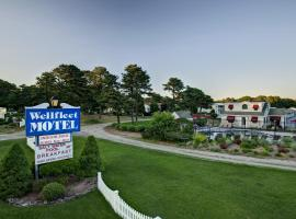 Wellfleet Motel & Lodge, hotel in South Wellfleet