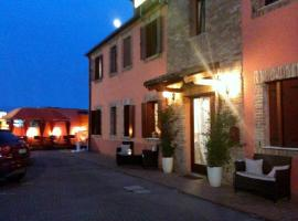 Hotel Le Corti Pitstop, отель в Ферраре