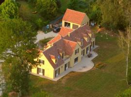 La Foulerie, hotel near Forges-les-Bains Golf Course, Bullion