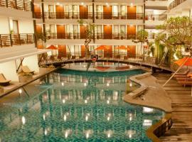 Sun Island Hotel & Spa Kuta, hotel near Kuta Art Market, Kuta