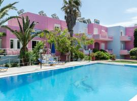 Anatoli Beach Hotel, hotel in Georgioupolis