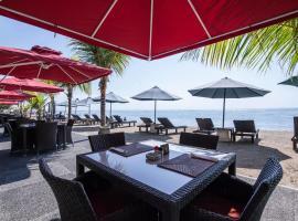 Villa Shanti Beach Hotel, hotel near Batu Jimbar Café, Sanur